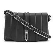 rag & bone Women's Enfield Mini Cross Body Bag - Quilted Black