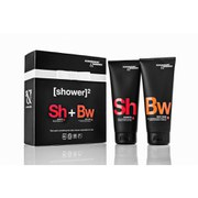 Scaramouche & Fandango Men's Shower Twin Pack