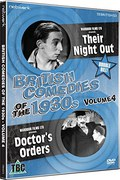 British Comedies of the 1930s - Vol. 4