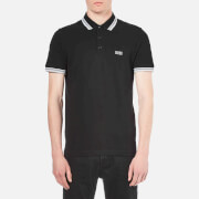 BOSS Green Men's Paddy Basic Polo Shirt - Black