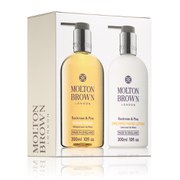 Molton Brown Rockrose and Pine Hand Wash Duo (Worth £32.00)