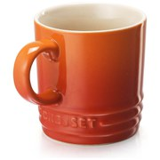 Le Creuset Stoneware Espresso Mug, 100ml - Orange