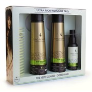 Macadamia Ultra Rich Moisture Trio With Comb