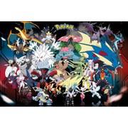 Pokemon Mega Maxi Poster - 61 x 91.5cm