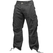 GASP Army Pants - Wash Black
