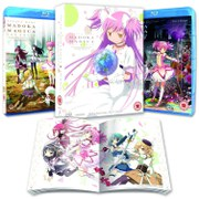 Puella Magi Madoka Magica The Movie: Part 1 and Part 2