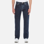 A.P.C. Men's Petit New Standard Slim Leg Denim Jeans - Selvedge Indigo