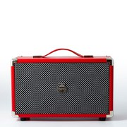 GPO Westwood Bluetooth Speaker - Red