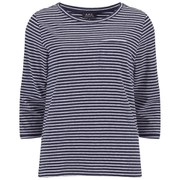 A.P.C. Women's Mariniere Lagune Top - Dark Navy