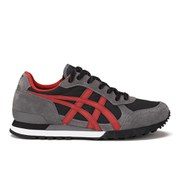 Asics Onitsuka Tiger Men's Colorado Eighty-Five Trainers - Black/Red