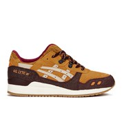 Asics Gel-Lyte III (Work Wear Pack) Trainers - Tan/Sand