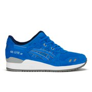 Asics Men's Gel-Lyte III (Puddle Pack) Trainers - Mid Blue