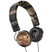 The House of Marley Soul Rebel Headphones - Midnight