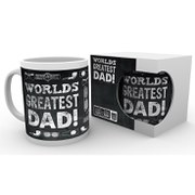 World's Greatest Dad - Mug