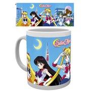 Sailor Moon Group - Mug