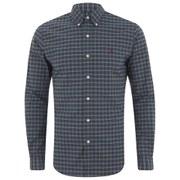Polo Ralph Lauren Men's Button Down Checked Shirt - Artichoke