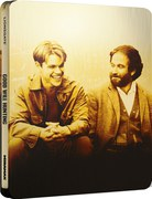 Good Will Hunting - Zavvi Limited Edition Steelbook (2000 Only)