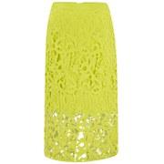 Samsoe & Samsoe Women's Lexy Skirt - Sulphur