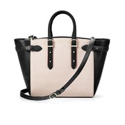 Aspinal of London Women's Marylebone Medium Tote Bag - Monochrome Mix