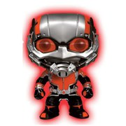 Marvel Ant Man Glow In The Dark Pop! Vinyl Figure