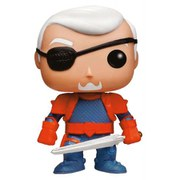 DC Comics Arrow Deathstroke Unmasked Funko Pop! Figur