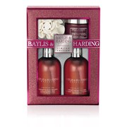 Baylis & Harding Mosaic Midnight Fig and Pomegranate Benefit Set