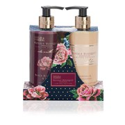 Baylis & Harding Royale Bouquet Blue 2 Bottle Gift Set