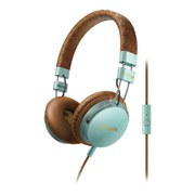 Philips SHL5505 Citiscape Foldie Headphones (Includes Mic) - Blue