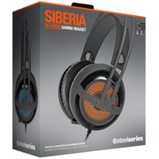 Siberia v3 Prism Gaming Headset - Grey