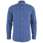 Carhartt Men's LS Dalton Shirt Cotton Oxford - Sky