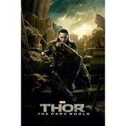 Marvel Thor 2 Loki - 24 x 36 Inches Maxi Poster