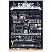 The Goonies Typographic - 24 x 36 Inches Maxi Poster