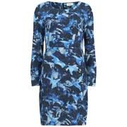 nümph Womens Kala Printed Dress - Blue