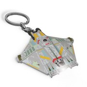 Star Wars Ghost Ship LED Torch Key Chain