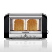 Magimix 2-Slice Vision Toaster - Black