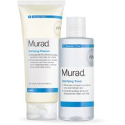 Murad Clarifying Cleanser and Clarifying Toner (Worth: £48.00)