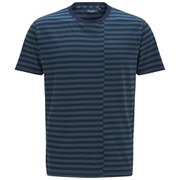 Paul Smith Jeans Men's Split Stripe T-Shirt - Navy