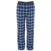 BOSS Hugo Boss Men's Long Cotton Pants - Blue
