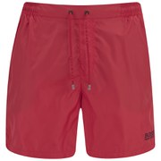 BOSS Hugo Boss Men's Barracuda Swim Shorts - Red
