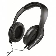 Sennheiser HD 202-II On-Ear Headphones - Black