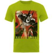 DC Comics Batman Arkham Dive Men's T-Shirt - Kiwi
