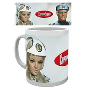 Captain Scarlet Characters - Mug