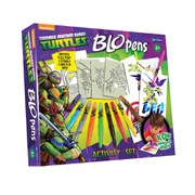 John Adams Teenage Mutant Ninja Turtles Activity Set Blo Pens