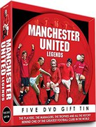 Manchester United Legends - Tin Box Edition