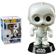 Star Wars K-3PO Limited Edition Pop! Vinyl Bobble Head Figure