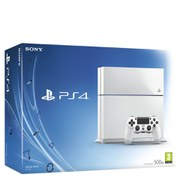 Sony PlayStation 4 500GB Console in White - Grade A Refurb
