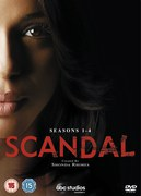 Scandal - Series 1-4