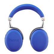 Parrot Zik 2.0 by Philippe Starck Wireless Touch Sensitive Headphones - Blue