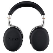 Parrot Zik 2.0 by Philippe Starck Wireless Touch Sensitive Headphones - Black