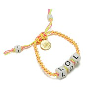 Venessa Arizaga Women's LOL Bracelet - Multi